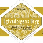 Ny øl: Bryggeriet Skands Egtvedpigens Bryg
