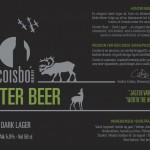 Nye øl: Coisbo Beer ved Ølfestival København 2014