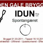 Ny øl: Den Gale Brygger Idun