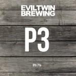 Nye øl: Evil Twin Brewing P3, Fanø Bryghus P2, Mikkeller P1