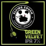 Nye øl: Flying Couch Brewing Green Velvet, Pillow Fight