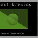 Ny øl: Ghost Brewing Double Evil