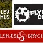 Ny øl: Fællesbryg fra Herslev, Flying Couch og Halsnæs