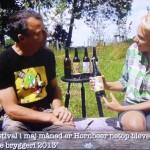 Hornbeer på TV2 Fri