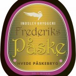 Ny øl: Indslev Bryggeri Frederiks Påske
