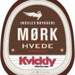 Ny øl: Indslev Bryggeri Mørk Hvede