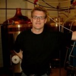 Restaurant Bryggen: Freelance bryggeren Martin Engelbrecht Schau