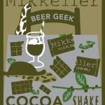 Øl på vej: Mikkeller Beer Geek Cocoa Shake, Triplebock Raspberry