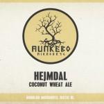 Nye øl: Munkebo Mikrobryg Hejmdal, Ragnarok, Udgårdsloke, Årvågen