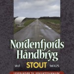 Ny øl: Nordenfjords Håndbryg Stout
