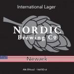 Ny øl: Nordic Brewing Co. Newark
