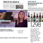 Medieomtale: Ny rekord – 1.298 nye danske øl i 2015