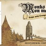 Nye Øl: Rocket Brewing Company Monks On Mars, Sign Of Life