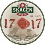 Ny øl: Skagen Bryghus 1717