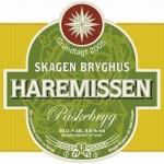 Ny øl: Skagen Bryghus Haremissen