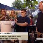 Håndbrygning på TV2's morgen-tv