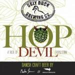 Nye øl: Ugly Duck Brewing Co. Hop Devil, Højsaison