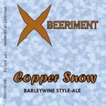 Øl på vej: En Barley Wine fra Xbeeriment